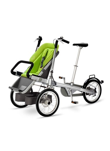 Taga Bikes - Bisikletli Bebek Arabası-Pufy Baby